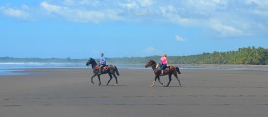 The riding adventure costa rica beach tour