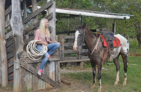 horseback costa rica adveture