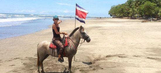 tico ride horse costa rica