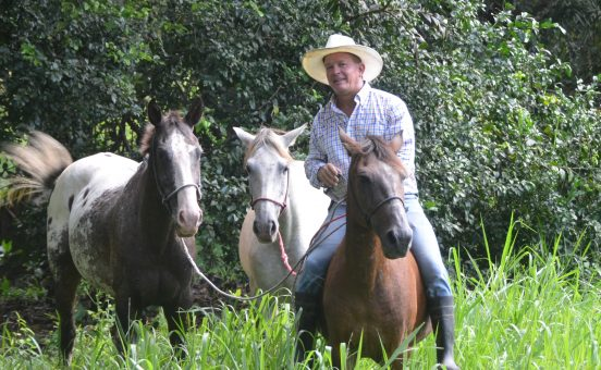 The Riding Adventure - Costa Rica horseback riding tours